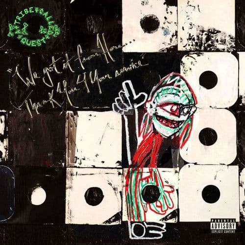 A Tribe Called Quest<br>We Got It From Here... Thank You 4 Your Service<br>CD